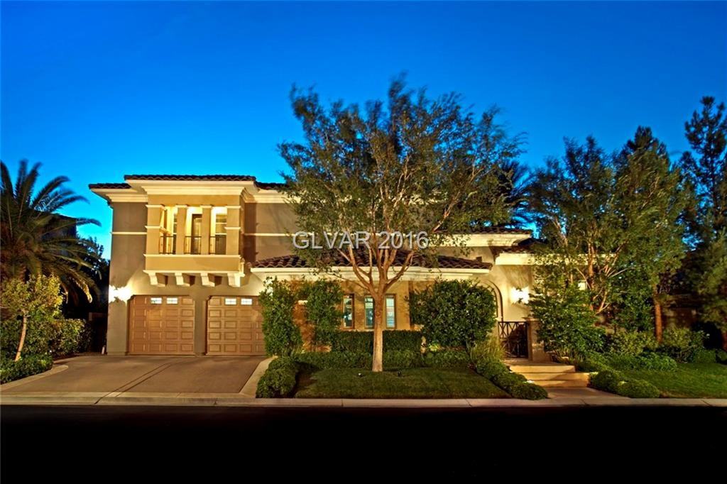 Southern highlands las vegas luxury homes for sale for Las vegas luxury homes for sale