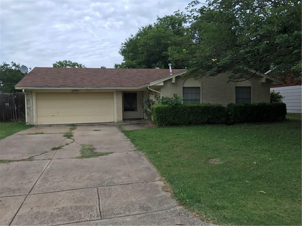 2322 Avenue C Avenue, Grand Prairie, TX 75051