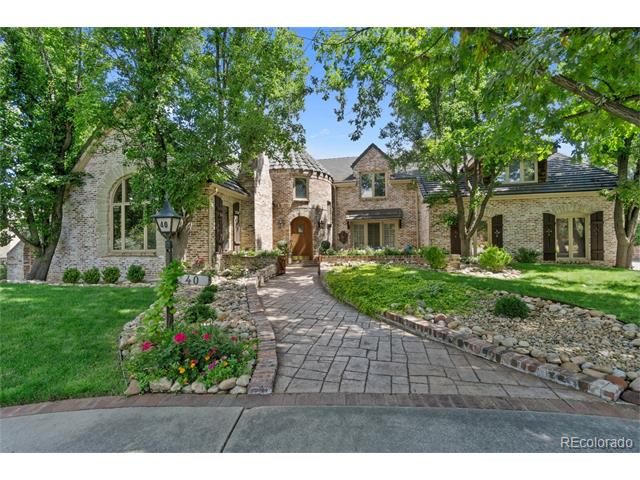 40 Glenmoor Drive, Cherry Hills Village, CO 80113
