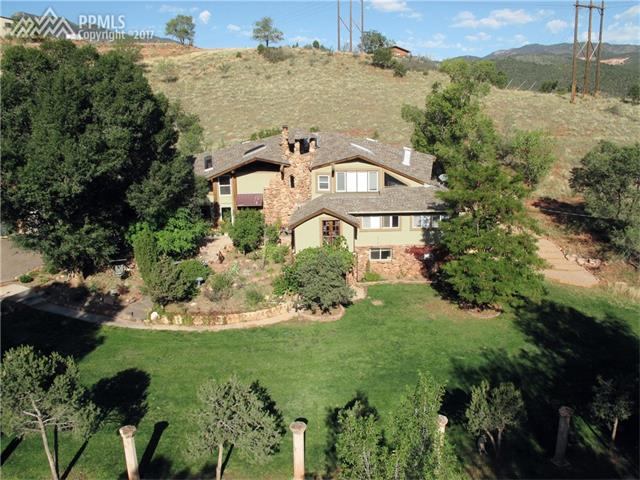 318 Oak Place, Manitou Springs, CO 80829