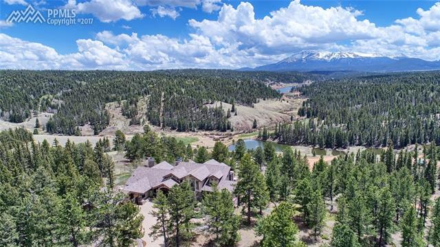4145 Omer Road, Divide, CO 80814