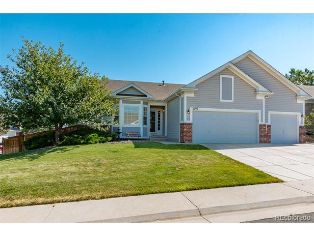 3699 Buffalo Grass Lane, Castle Rock, CO 80109
