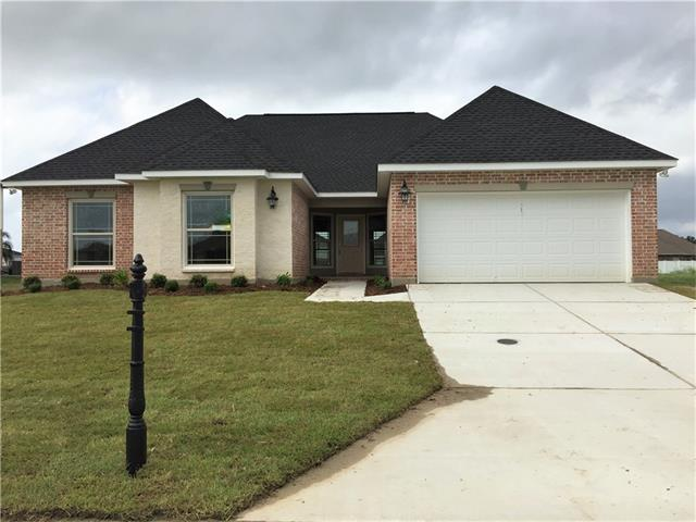 2500 NEW IBERIA Circle, MARRERO, LA 70072