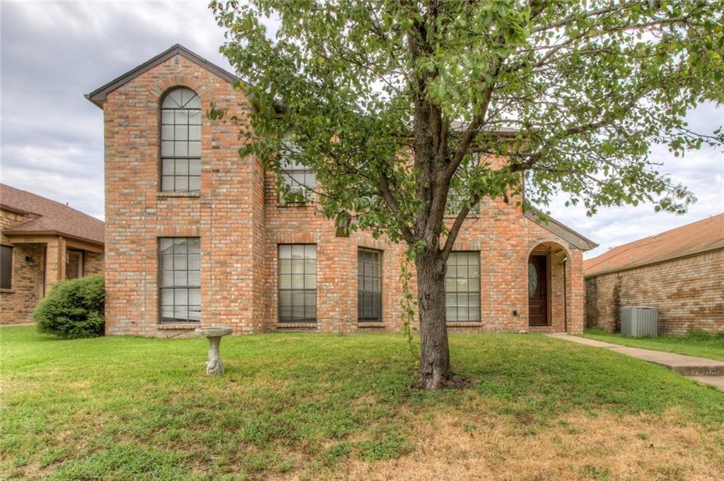 1035 Thistle Drive, Mesquite, TX 75149