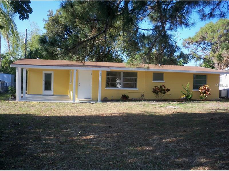 331 E GREEN STREET, ENGLEWOOD, FL 34223
