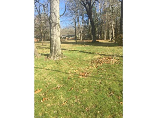 A beautiful level lot on US 64E with possible city water access.  Near