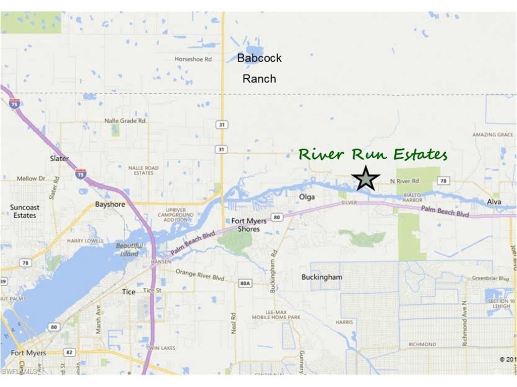 North River RD, ALVA, FL 33920