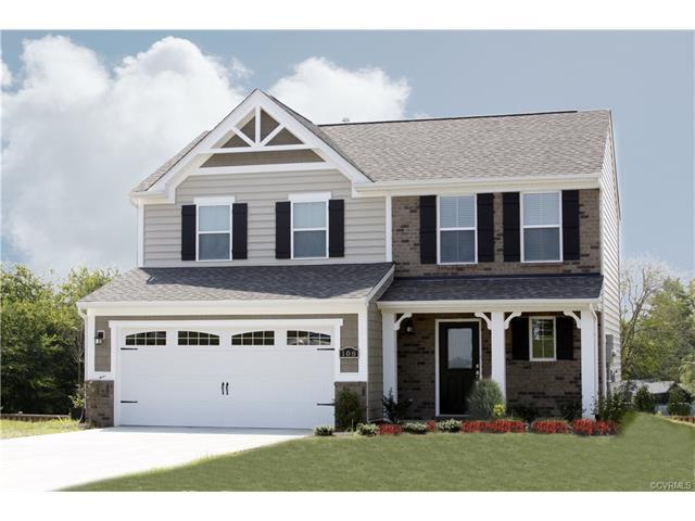 10829 White Dogwood Drive, New Kent, VA 23140