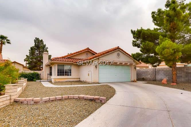 651 COLLETE Circle, Las Vegas, NV 89123