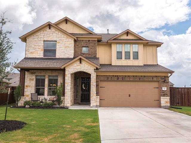 225 Peggy Dr, Liberty Hill, TX 78642