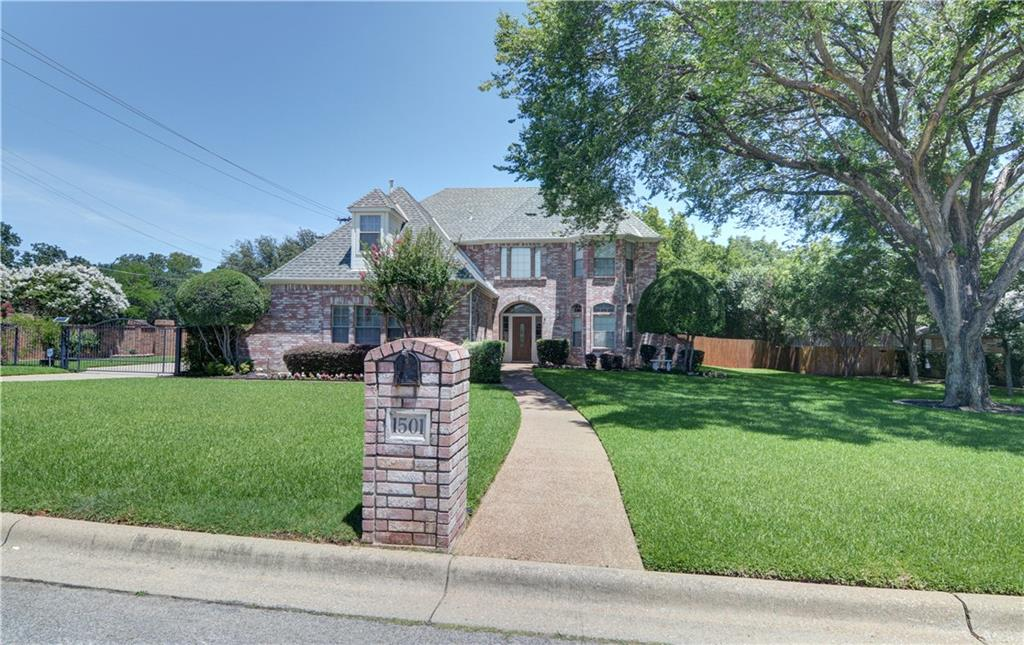1501 Rosewood Drive, Keller, TX 76248