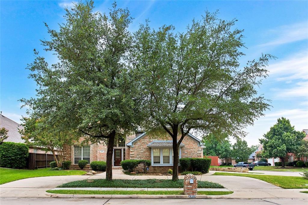2909 Meadow Glen Drive, Flower Mound, TX 75022