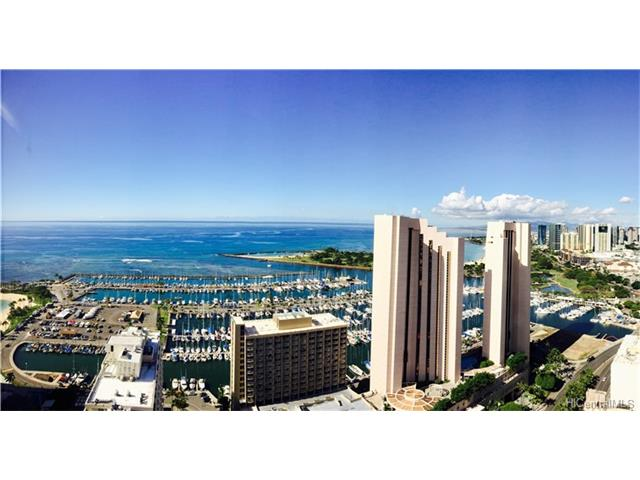 1778 Ala Moana Boulevard 4104, Honolulu, HI 96815