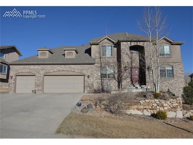12659 Broad Oaks Drive, Colorado Springs, CO 80921