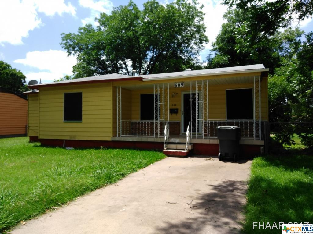 609 Crockett Drive, Killeen, TX 76541