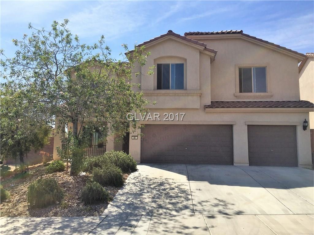 81 CHESTERS HILL Court, Henderson, NV 89002