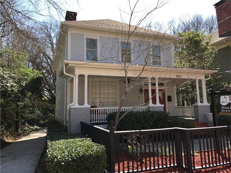 951 NE Edgewood Avenue, Atlanta, GA 30307
