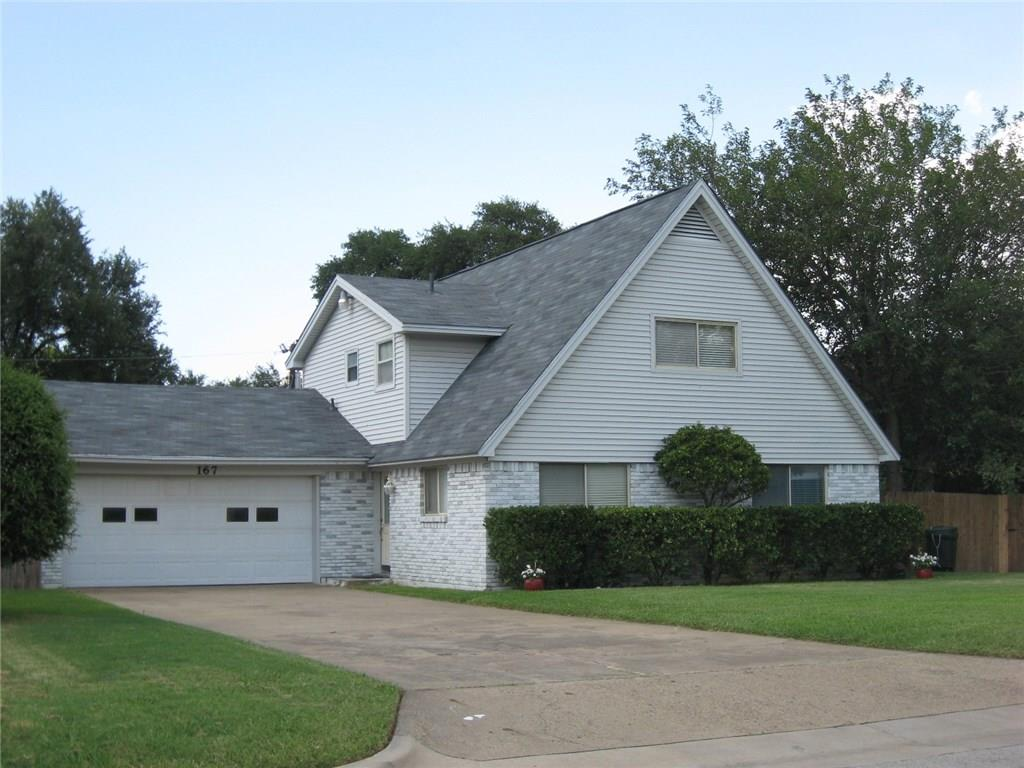167 Hedgerow, Lewisville, TX 75057