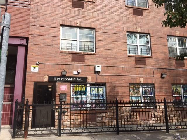 1349 Franklin Avenue 1D, Bronx, NY 10456