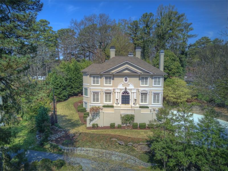 1476 NE Brook Valley Lane, Atlanta, GA 30324