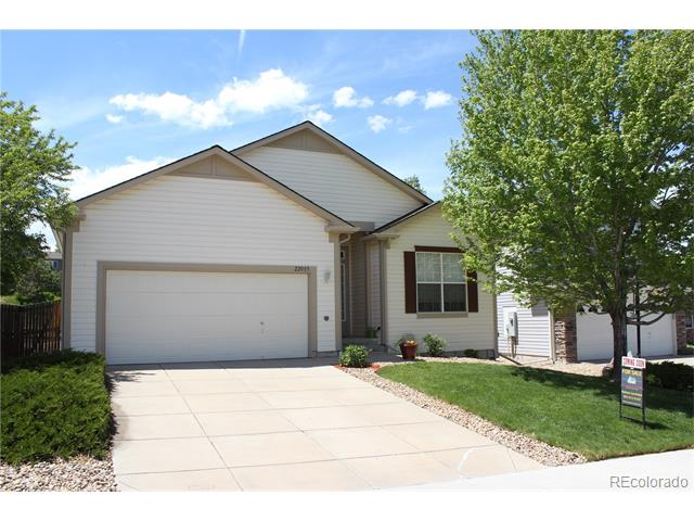 22005 Day Star Drive, Parker, CO 80138