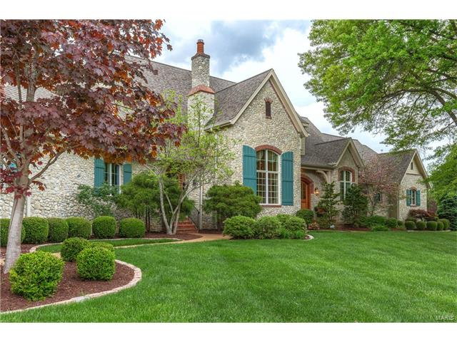 17291 Courtyard Mill Lane, Chesterfield, MO 63005