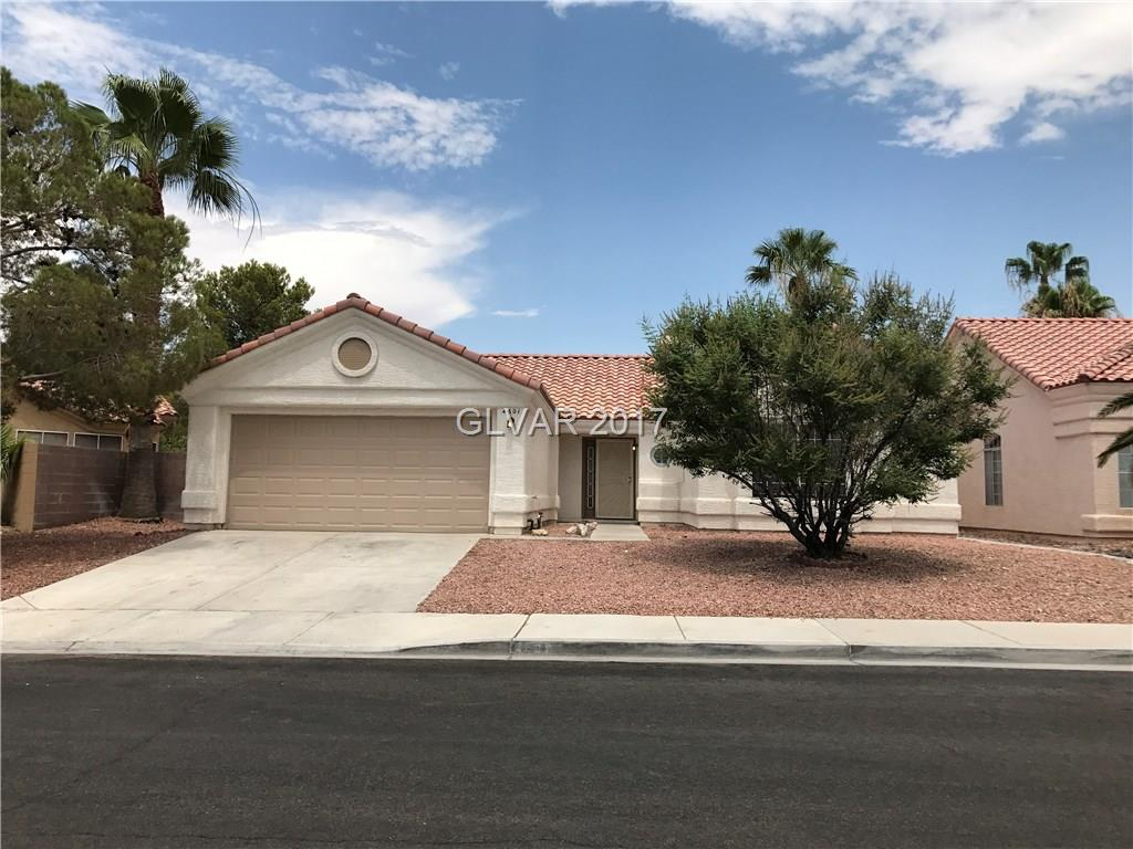 4601 BRADPOINT Drive, Las Vegas, NV 89130