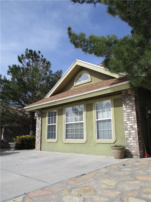 11801 Oxcart Run Street, El Paso, TX 79936