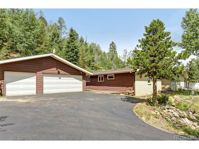 9921 City View Drive, Morrison, CO 80465