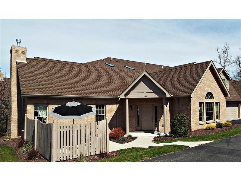 231 Village Green, Canonsburg, PA 15317