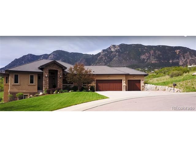 415 Hidden Creek Drive, Colorado Springs, CO 80906