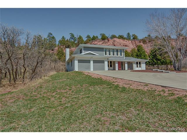 5131 Red Rock Drive, Larkspur, CO 80118