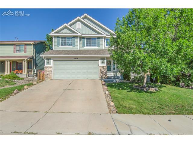 8308 Brook Valley Drive, Fountain, CO 80817