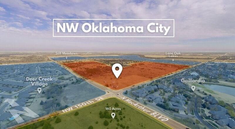 150th & MacArthur, Oklahoma City, OK 73142