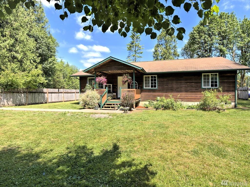 580 W Maple Rock Rd, Matlock, WA 98560