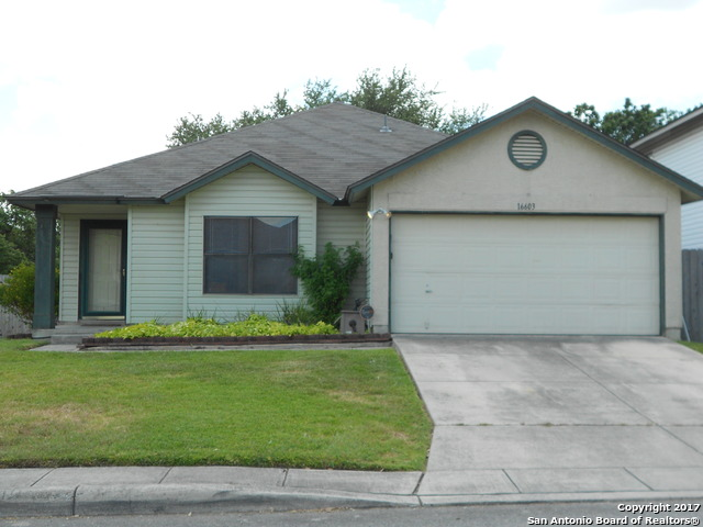 16603 BLANCO KY, San Antonio, TX 78247