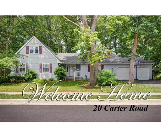 20 Carter Road, East Brunswick, NJ 08816