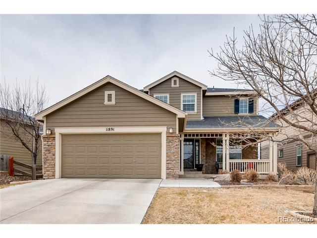 11891 Mill Valley Street, Parker, CO 80138