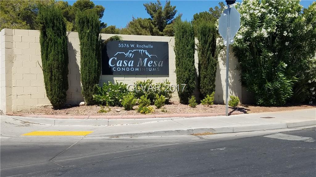 5576 ROCHELLE Avenue 41C, Las Vegas, NV 89103