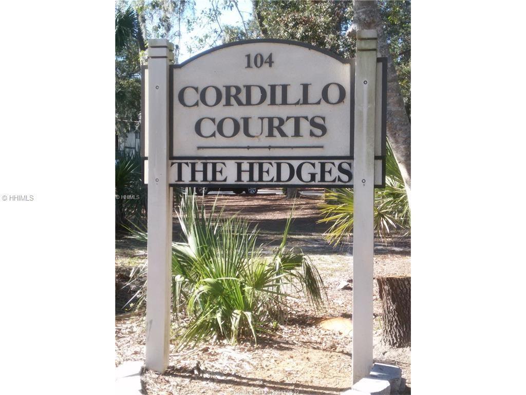 104 Cordillo PARKWAY M4, Hilton Head Island, SC 29928