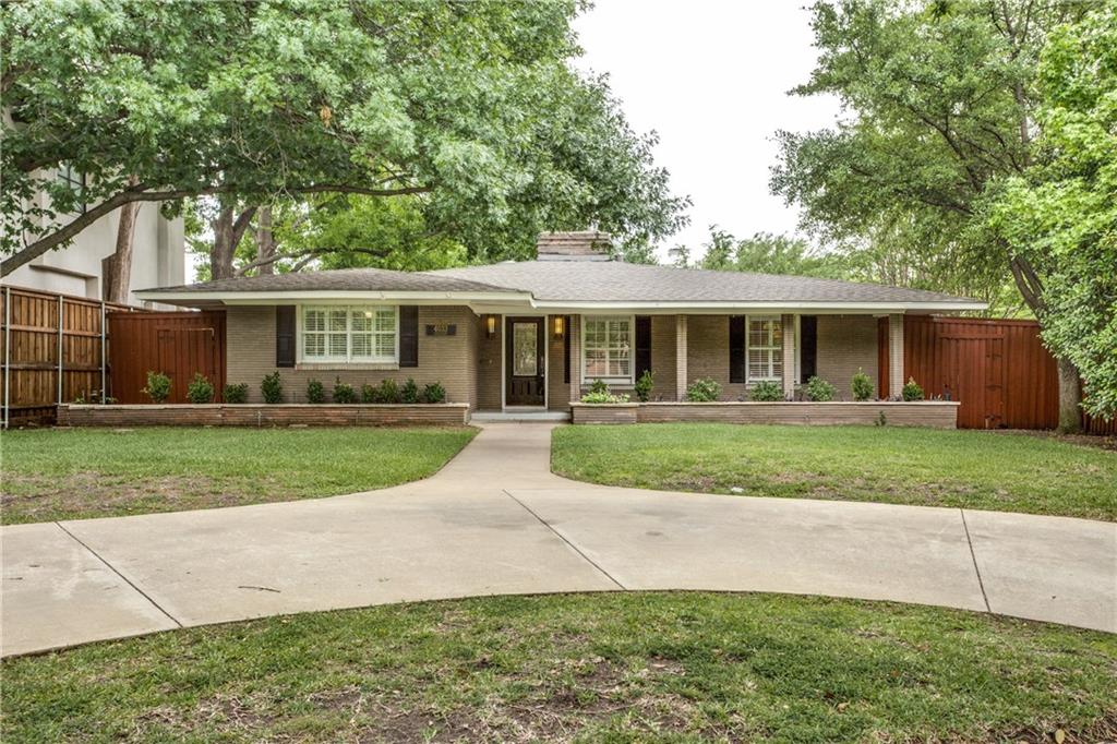 4033 Centenary Avenue, University Park, TX 75225
