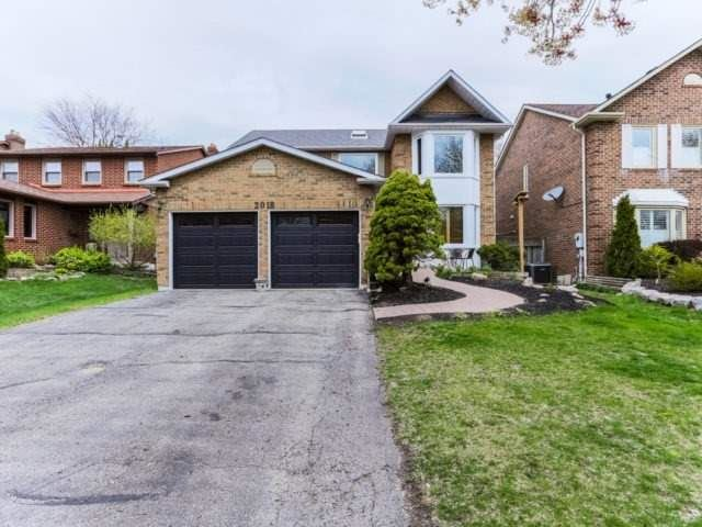 2018 Cedarwood Crt, Pickering, ON L1X 1V2