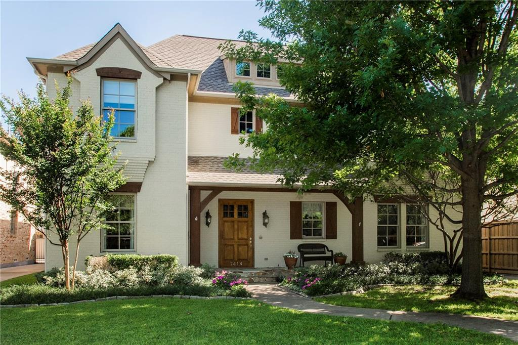 7414 Wentwood Drive, Dallas, TX 75225