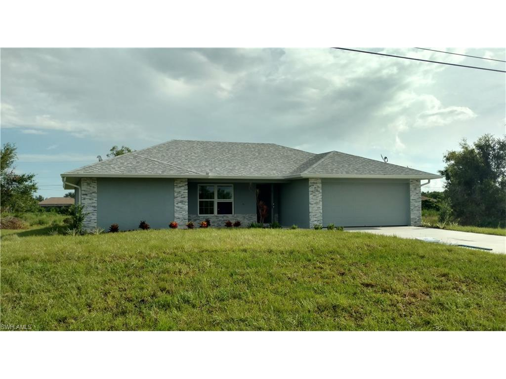 5322 Beauty ST, LEHIGH ACRES, FL 33971