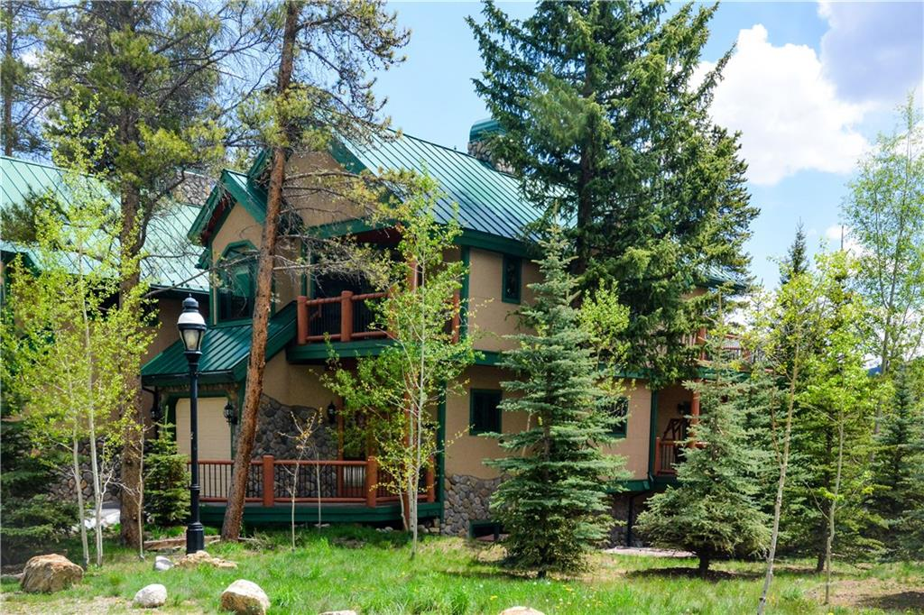 116 Woods DRIVE 116, BRECKENRIDGE, CO 80424