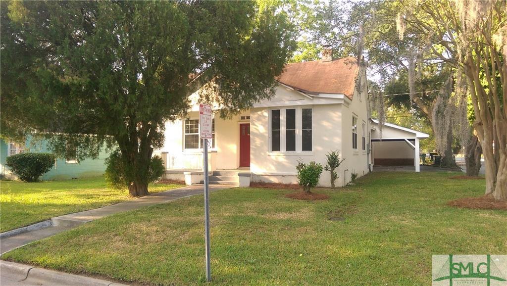 827 W 47th Street, Savannah, GA 31405