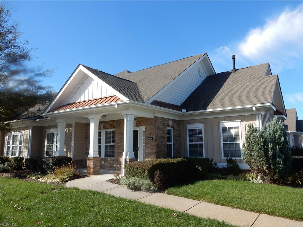 1508 CARROLTON WAY, Chesapeake, VA 23320