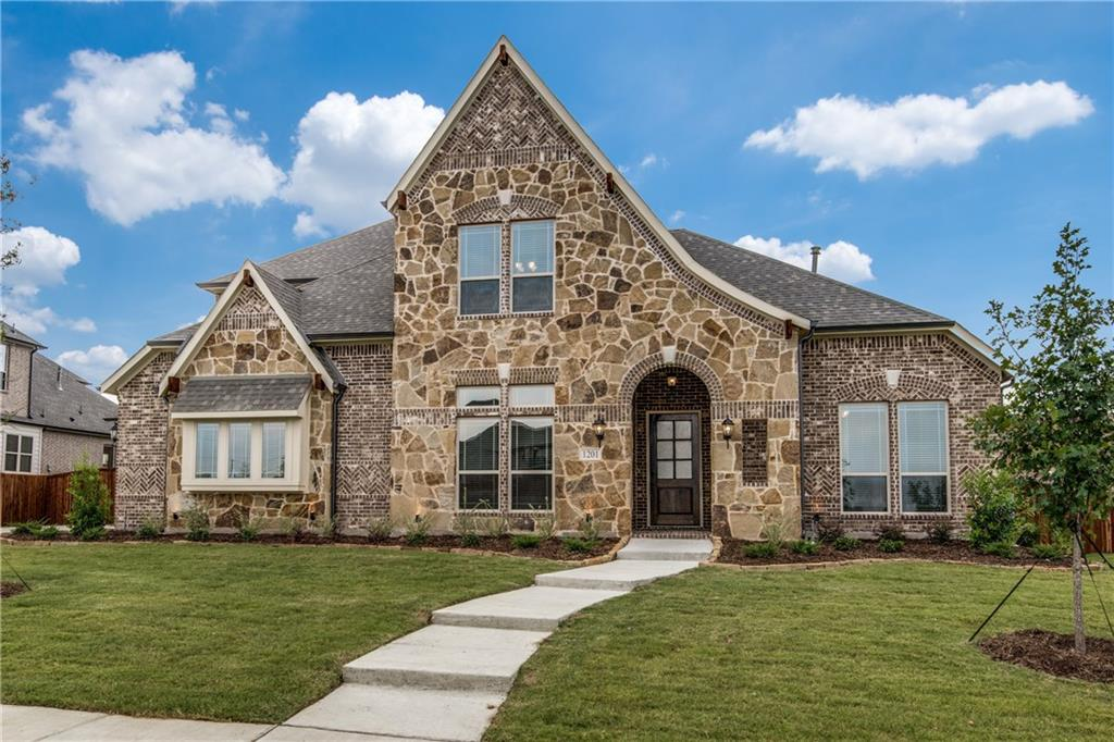1201 Waterton Drive, Prosper, TX 75078