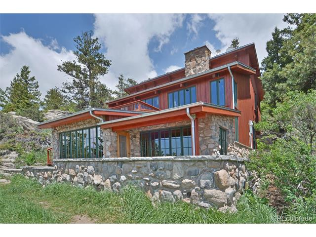 1703 Twin Sisters Road, Nederland, CO 80466
