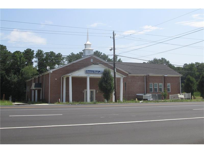 3725 Flat Shoals Road, College Park, GA 30349